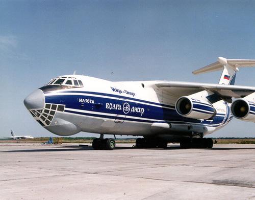 IL-76, Volga-Dnepr
