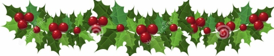 christmas-holly-garland-17457426