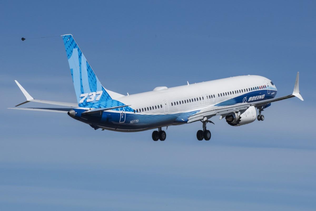 Boeing 737 MAX 10 Makes Maiden Flight
